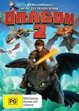How To Train Your Dragon 2 - Ex-Rental DVD (Exc. Cond.)