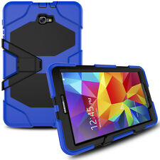 For Samsung Galaxy Tab A 2016(10.1) Screen Protector/Heavy Duty Shock Proof Case