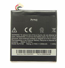 Original HTC One X  XL One X+ Plus One S BJ75100 2000mAh 7.4Wh 3,7V Battery Akku