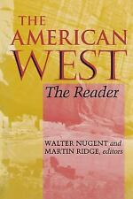 The American West: The Reader