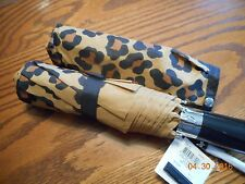 Authentic COACH - OCELOT PRINT UMBRELLA - F64150