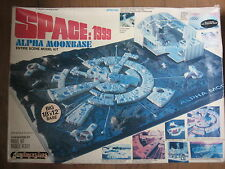 MAQUETTE SPACE 1999 ALPHA MOONBASE FUNDIMENSIONS 1976