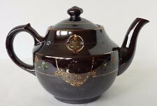 Occupied Japan Brown Tea Pot