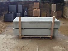 "6FTx12"" PLAIN SMOOTH PATTERN CONCRETE GRAVEL BOARDS (STEEL REINFORCED)"
