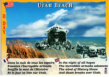 WW2 - CP - Utah Beach - Les chemins de la Mémoire