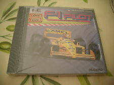 F1 PILOT RACING PC ENGINE BRAND NEW JAPAN NEW FACTORY SEALED!