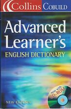 Collins Advanced Learner 's English Dictionary 2003