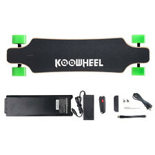 KooWheel Electric Skateboard dual motor Boosted Board Wireless Remote 27MPH