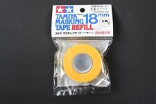 TAMIYA 87035 Recharge Bande Cache 18mm - Masking Tape Refill 18mm