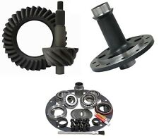 "1973-1988 GM 10.5"" CHEVY 14-BOLT- 5.38 RING AND PINION- SPOOL- INSTALL- GEAR PKG"