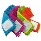 Chenille Floor Cleaner Microfiber Mop Head New Extendable Replaceable Mop Top