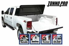 TonnoPro Hard TriFold Tonneau Cover 05-15 Toyota Tacoma Extra Short Bed 5'ft
