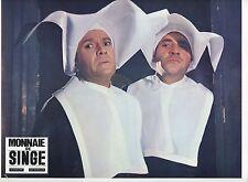 JEAN YANNE ROBERT HIRSCH MONNAIE DE SINGE 1966 PHOTO D'EXPLOITATION VINTAGE N°5