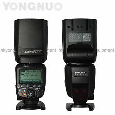 Yongnuo YN600EX-RT II  Wireless Flash Speedlite AUTO TTL HSS Master for Canon