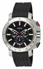 XEMEX CONCEPT ONE CHRONOGRAPH Ref. 6600.03 BEAUTIFUL WATCH SAPPHIRE GLASS NEW