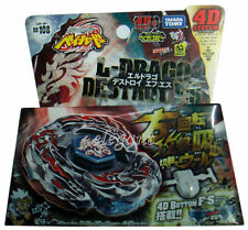 TAKARA TOMY Beyblade Metal Fight L-Drago Destroy F:S 4D System + Launcher BB108