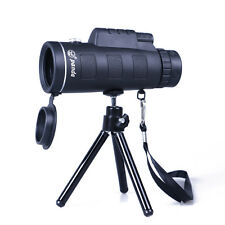 PANDA 35x50 Focus Zoom Outdoor Handheld Monocular Telescope Camping with Compass