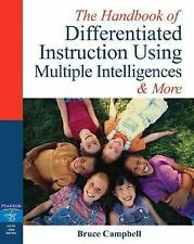Handbook of Differentiated Instruction Using the Multiple Intelligences: Lesson
