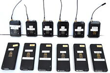 Audio Limited 20-20 Transmitters and Receivers