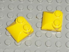 LEGO Yellow slope brick 47457 / Set 7632 9495 76003 10214 7676 7686 ...