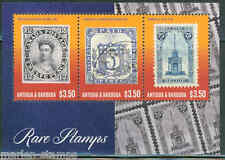 ANTIGUA 2014  RARE STAMPS BELGIUM CANADA 12p VICTORIA SHEET  MINT NEVER HINGED