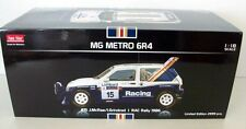 SUNSTAR 1/18 - 5531 MG METRO 6R4 J. MC RAE / GRINDROD RAC RALLY 1986