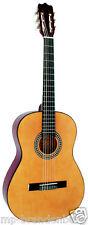 Concierto de guitarra clásica guitarra acústica 4/4 guitarra acústica de madera-Linde + Tuner