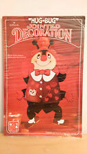 "NEW Hallmark 1979 RARE Vintage ""Hug-Bug"" 27"" Jointed Valentine Decoration"