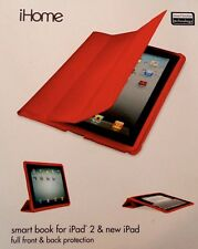 **Red**iHome by Lifeworks Technology Smart Book for iPad 2 & New iPad IH-IP1103G