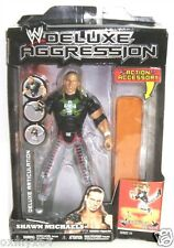 WWE Jakks Pacific Deluxe Aggression Series 10 Shawn Michaels HBK DX with Bench!