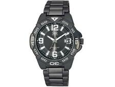 Q&Q A446J405Y Mens Silver Dive Dress Quartz Bracelet Watch New Citizen Movement