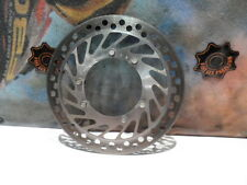 1999 HONDA CR 250R FRONT BRAKE DISC (B) 99 CR250R 250