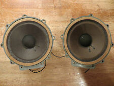 "WHARFEDALE  VINTAGE W 90 PAIR OF 5"" MIDRANGES"