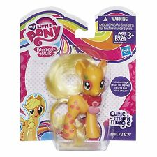 My Little Pony G4 Cutie Mark Magic Applejack Figure