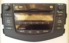 2006-2011 TOYOTA RAV4 RADIO 6 DISC CD CHANGER  86120-42320 TESTED / JBL