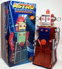 Astro Zombie Robot Tin Toy Chief Robotman Limited Edition Battery Operted