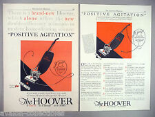 Hoover Vacuum Cleaner PRINT AD - 1926 ~ LOT of 2 diff. ads