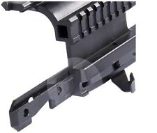 Hot Sale AK Hunting Airsoft Aluminium 20mm Dual Rail Side Lock Mount CS Tool