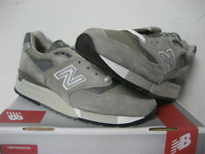 New Balance 998 Made in USA Bringback Grey White Sz 8.5 M998