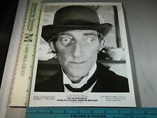 Rare Orig VTG Marty Feldman Adventure Of Sherlock Holmes' Smarter Brother Photo