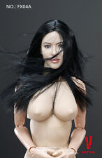 VERYCOOL Action Figure VC 3.0 Female Nude Body With Asian Head Model Toy FX04-A