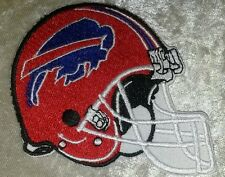 """Buffalo Bills NFL 3.5"""" Helmet Iron On Embroidered Patch ~USA Seller~FREE Ship!"""