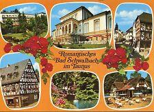 Alte Postkarte - Romantisches Bad Schwalbach im Taunus