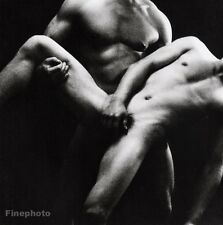 1960's Vintage MALE NUDE Japan Muscle Physique Body Photo Art Gay ~ TAMOTSU YATO