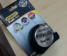 Stanley 5-33-886 Fatmax 5m/16ft (Width 32mm) Metric/Imperial Tape Measure