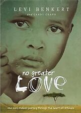No Greater Love by Levi Benkert and Candy Chand (2012, Paperback)