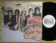 TRAVELING WILBURYS, SELF TITLED /GEORGE HARRISON/ LP 1988 GERMANY EX-/EX++ INNER