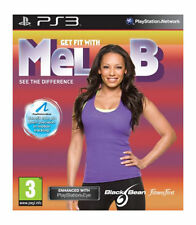 Get Fit With Mel B (Sony PlayStation 3, 2010)