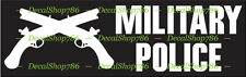 US Army Military Police - Cars/SUV's Vinyl Die-Cut Peel N' Stick Decal/Sticker