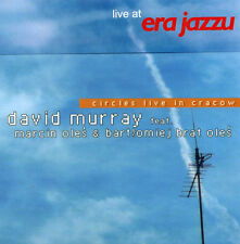 CD DAVID MURRAY OLEŚ BRAT Circles live in Cracow OLES
